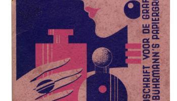 De Papiermolen, omslagontwerp: Ela Fischer (1933)