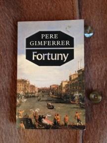 Pere Gimferrer, Fortuny