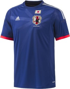 Japan 2014 World Cup Home Kit (1)