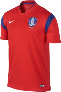 Nike South korea 2014 World Cup Home Kit (12)
