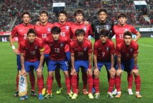 South-Korea-team
