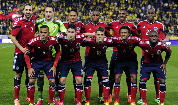 Le 32 Protagoniste – Puntata no.14 – Colombia