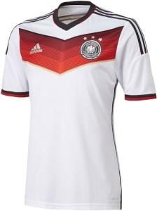 Germany 2014 Home kit Adilite 1
