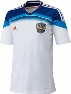 Russia 2014 World Cup Away Kit (1)