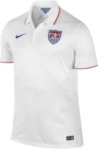 USA 2014 World Cup Home Kit 2