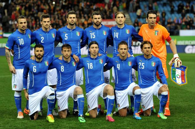 Le 32 protagoniste – Puntata no.7 – Italia