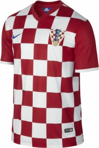 Croatia 2014 World Cup Home Kit (1)