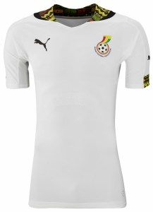 Ghana 2014 World Cup Home Kit 2