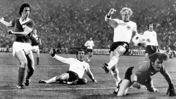 Jürgen Sparwasser – Un goal alla storia
