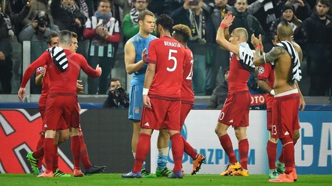 Orgoglio e dignità - Juve v Bayern 2-2