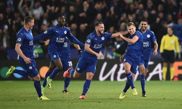 È tornato il Leicester - Leicester v Siviglia 2-0