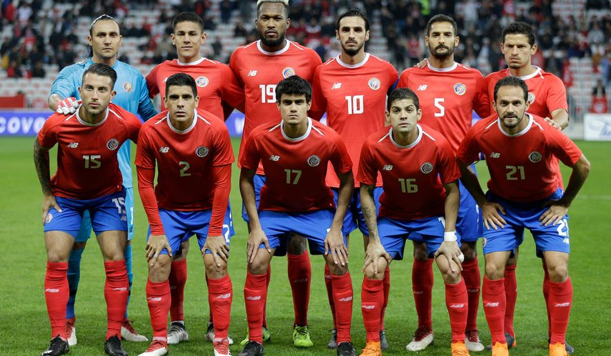 Le 32 protagoniste – Puntata no.13 – Il Costa Rica