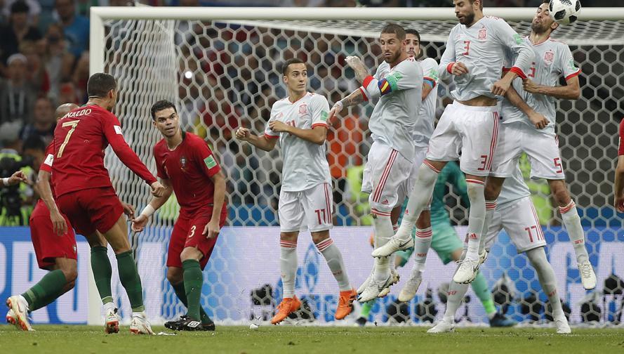 Diario #2 - Il giorno di Cristiano Ronaldo