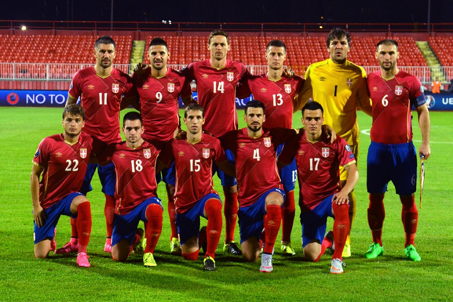 Le 32 protagoniste – Puntata no.17 – La Serbia