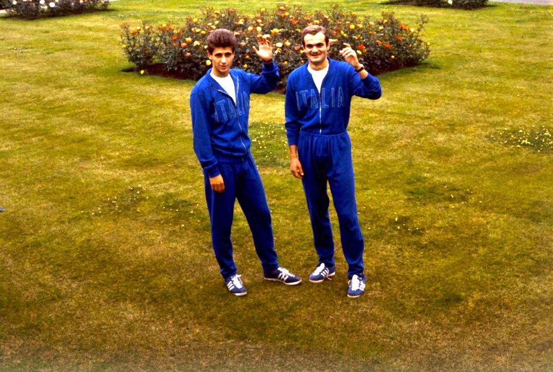 """Rivera e Mazzola. La famosa """"staffetta"""""""