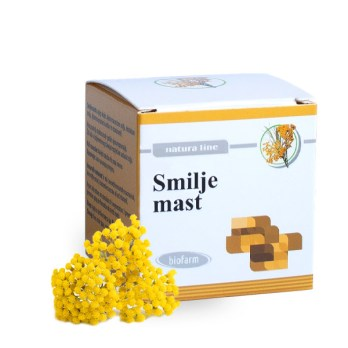 Biofarm smilje mast 50ml