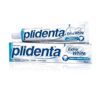 Plidenta Extra White zubna pasta 100ml