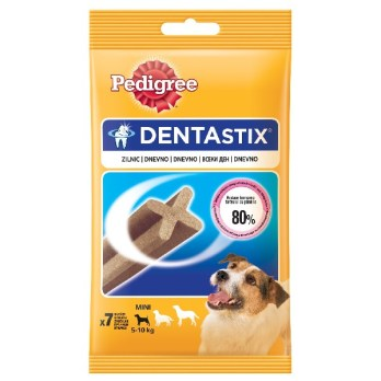 Pedigree dentastix mali 110g