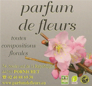 fleuriste Parfum de fleurs La Baule