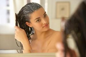 Маски для волос из кефира   annosa040111