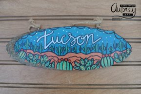 Annotated Audrey Copper Wood Sign 10