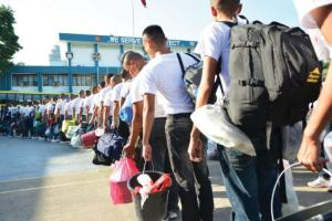 PNP Control Police Training to be in effect