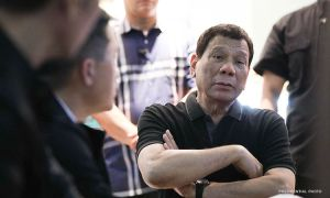 Duterte wants the Sangley Airport to be up in November