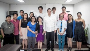 DOST undergraduate scholarship program