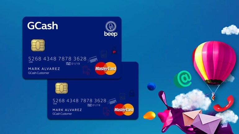Get a GCash Mastercard