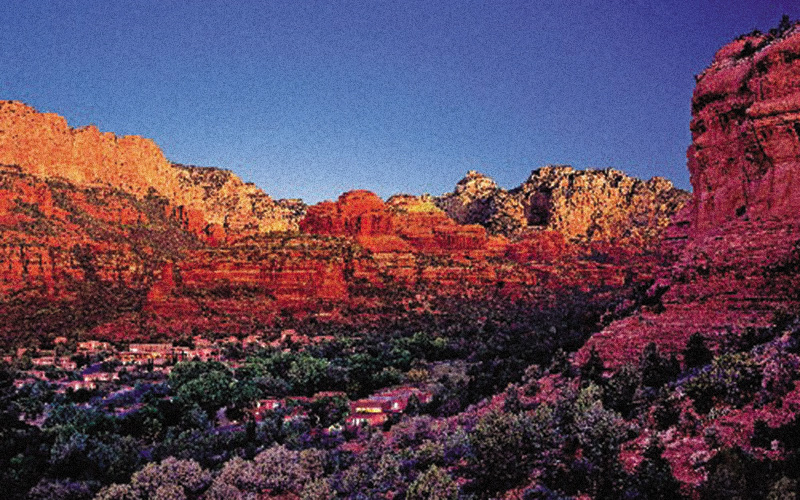 Trip of Renewal: Sedona