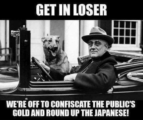 FDR loser