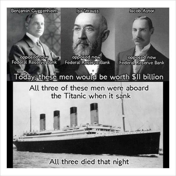 Fed Titanic