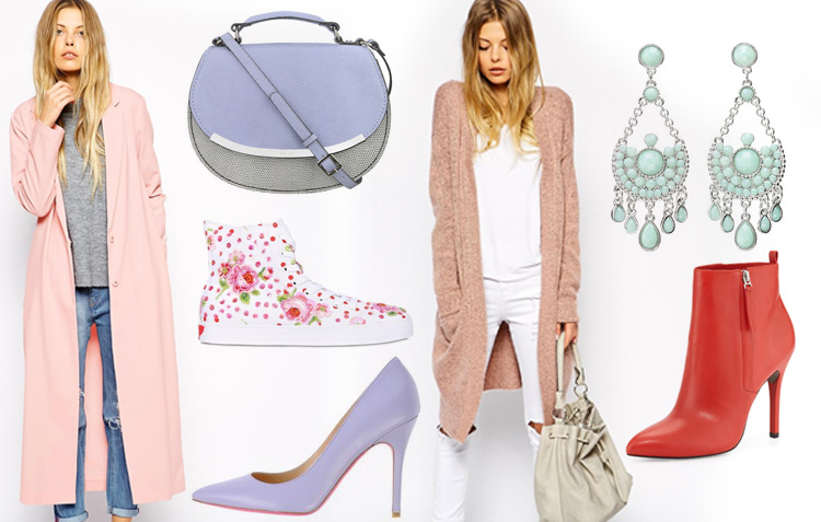 Shopping Wish List by AnnRobieFashion: Winds of Spring
