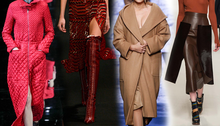 Fashion Week RTW Fall 2015 Trends I love by AnnRobieFashion