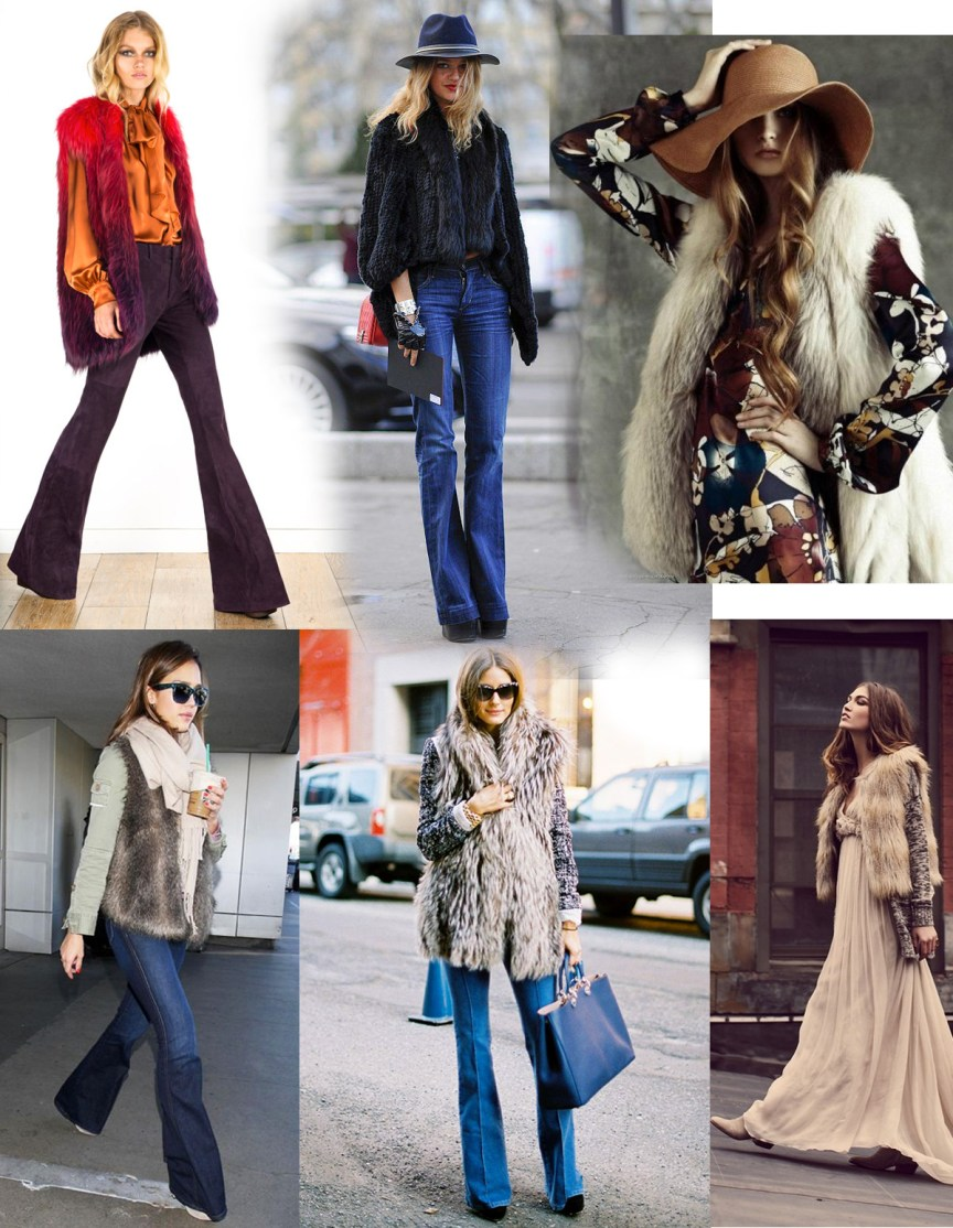 What to buy on Black Friday - 70s Style, faux fur vest