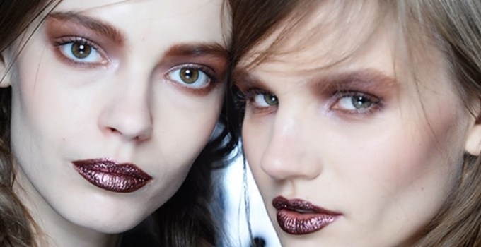 makeup trends fall 2014