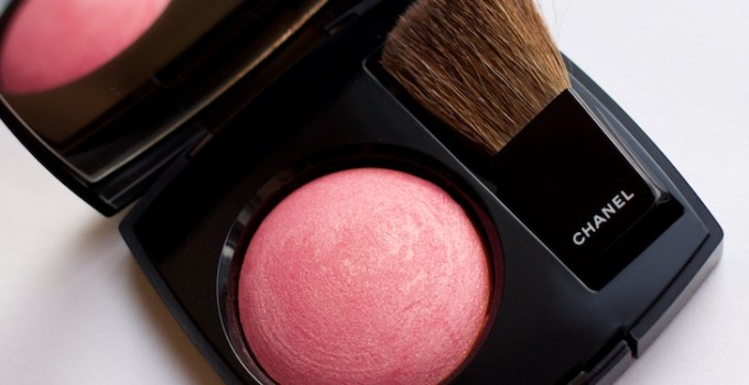Chanel - Joues Contraste Powder Blush 170 Rose Glacier