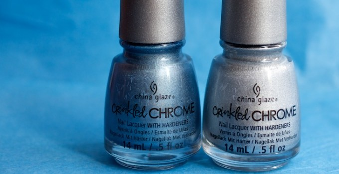 China Glaze - Aluminate + Iron Out The Details