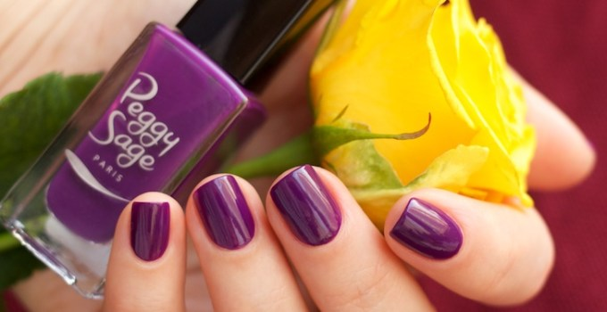 Peggy Sage #323 Plumy Mat Nail Lacquer
