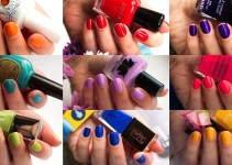 nails of the month Ann Sokolova