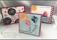 Swirly Birds June card making class Stampin' Up! Ann's PaperWorks Ann Lewis Stampin' Up! (Aus)