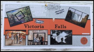 Spotlighting Technique, April Scrapbooking Kit, Ann's PaperWorks  Ann Lewis  Stampin' Up! (Aus) online store 24/7
