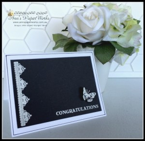 Stampin' Up! Grateful Bunch Ann Lewis @ Ann's PaperWorks (Aus) tutorial included