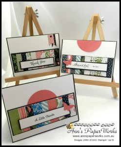 Pretty Petals Designer Series Paper Stack Scrap cards Ann's PaperWorks  Ann Lewis  Stampin' Up! (Aus) online store 24/7  Brisbane