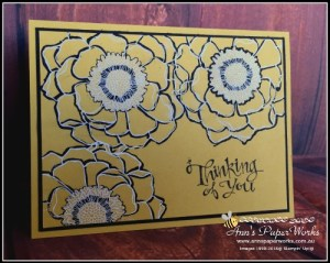 Retiring Blended Bloom by Stampin' Up! Ann's PaperWorks Ann Lewis Stampin' Up! (Aus)