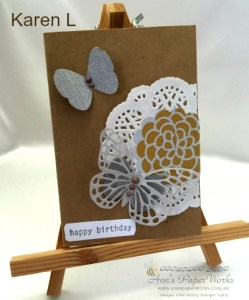 Special Stampin' Up! Birthday cards| Handmade birthday cards| Ann's PaperWorks| Ann Lewis| Stampin' Up! (Aus) online store 24/7