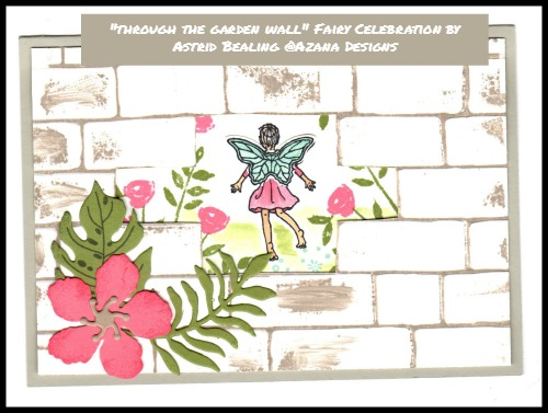 Fairy Celebration, Astrid Bealing Ann's PaperWorks| Ann Lewis| Stampin' Up! (Aus) online store 24/7