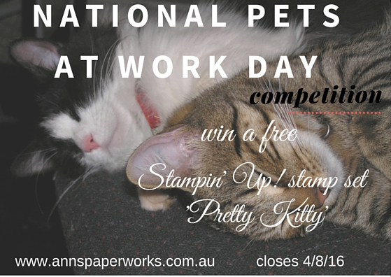 Ann's PaperWorks  Ann Lewis  Stampin' Up! (Aus) online store 24/7