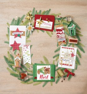 Stampin' Up! Holiday Catalogue Ann's PaperWorks Ann Lewis Stampin' Up! (Aus)| online store 24/7