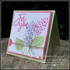 Thoughtful Branches by Stampin' Up! Limited Edition bundle (August '16 only), CASE Connie Collins, Ann's PaperWorks| Ann Lewis| Stampin' Up! (Aus) online store 24/7